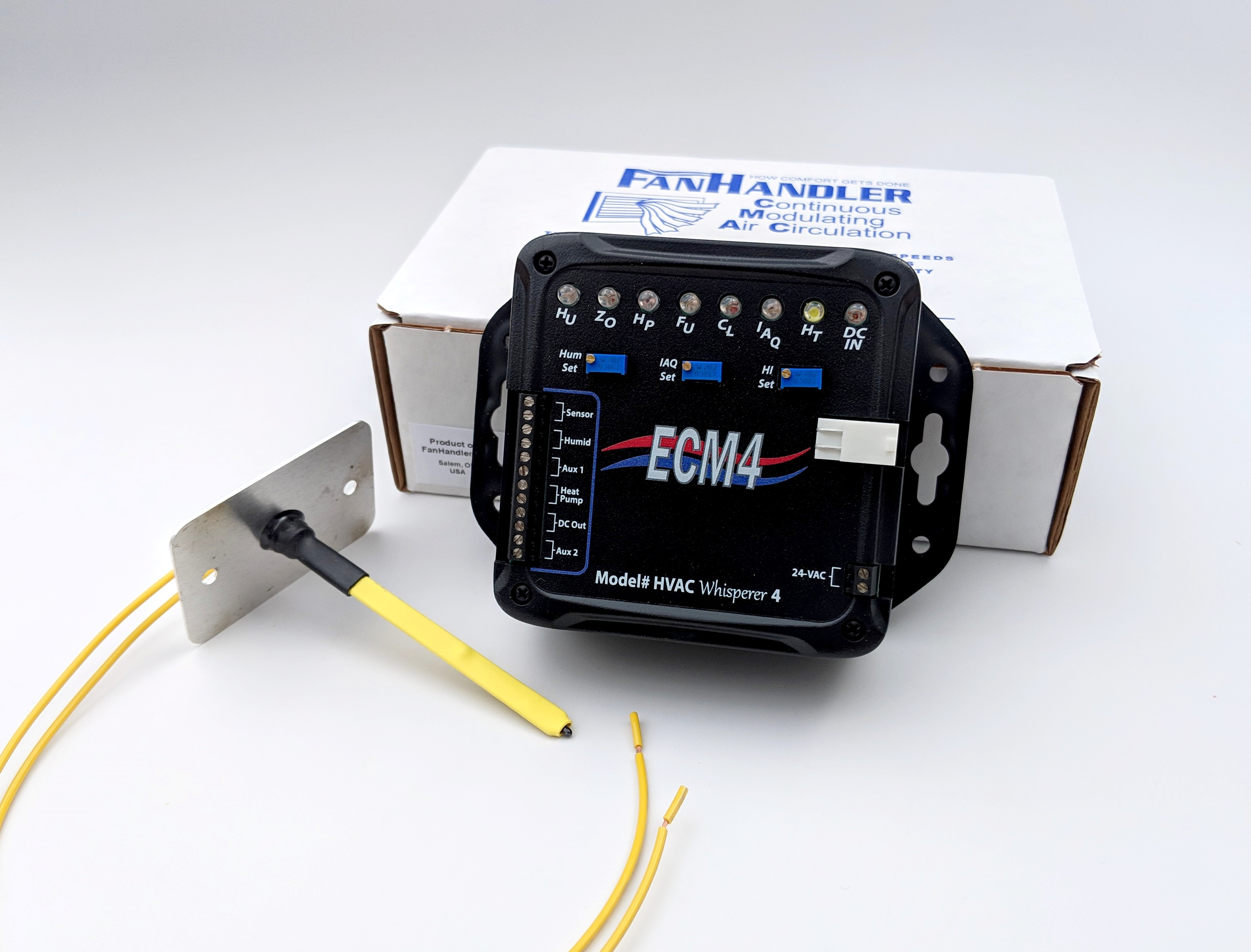 FanHandler - ECM 4 Package